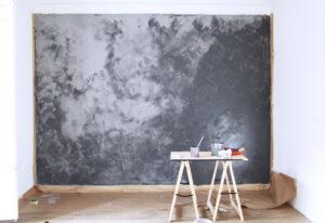 paredes pinterest pintura a la cal